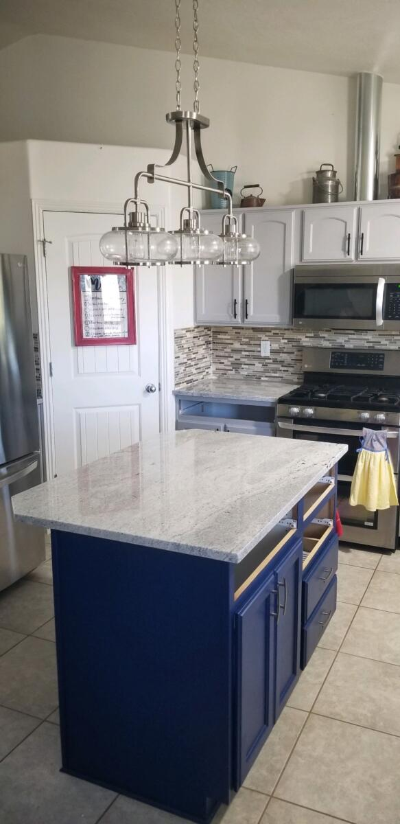 New Pictures Its Countertops